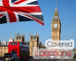 London Areas