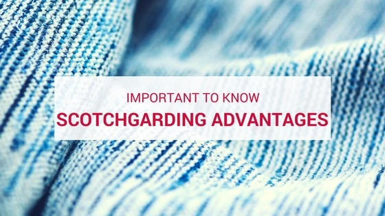 scotchgarding advantages