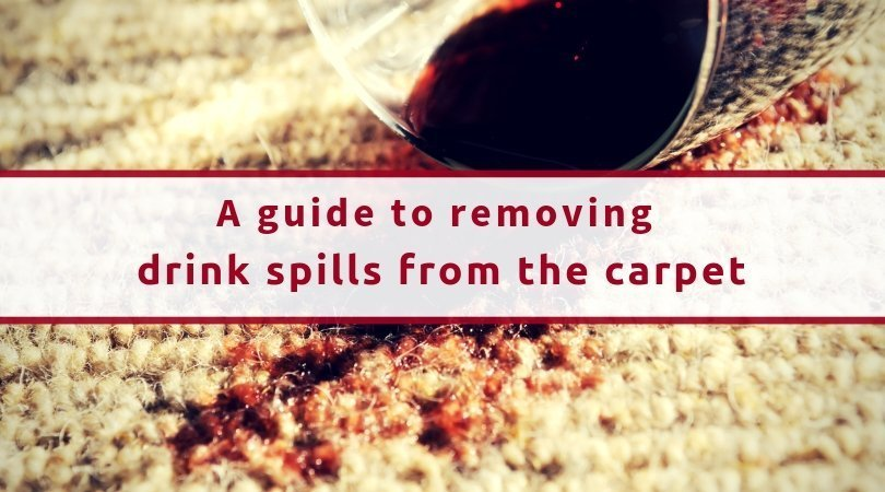 A Guide To Removing Drink Spills From The Carpet